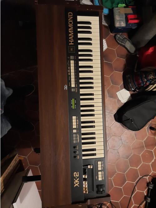 Hammond XK-2 (34601)