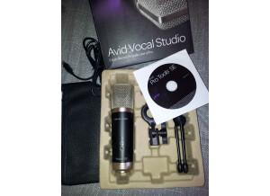 Avid Vocal Studio