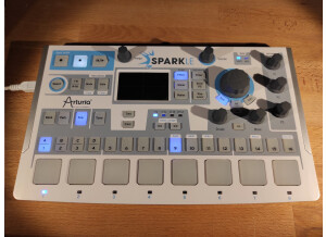 Arturia SparkLE Creative Drum Machine