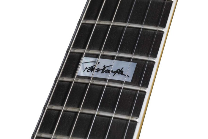 "Peter Frampton ""Phenix"" Inspired Les Paul Custominlay"