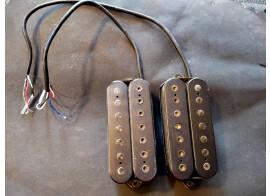 Micros 7 cordes Ibanez AH 27 et AH 17