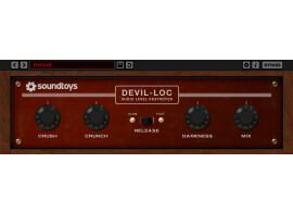 Vends Soundtoys Devil Loc Deluxe
