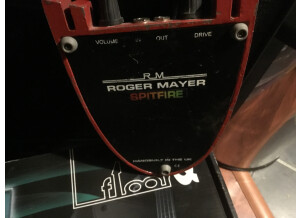 Roger Mayer Spitfire