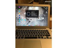 macbook air 2017 core i 5 1.8ghz 8gb de ram ssd de 128go