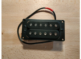 Set de Micros Humbucker Kiesel KL12 + contour