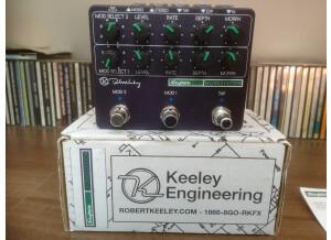 Keeley Electronics Super Mod Workstation
