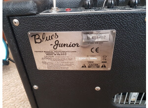 Fender Blues Junior (26567)
