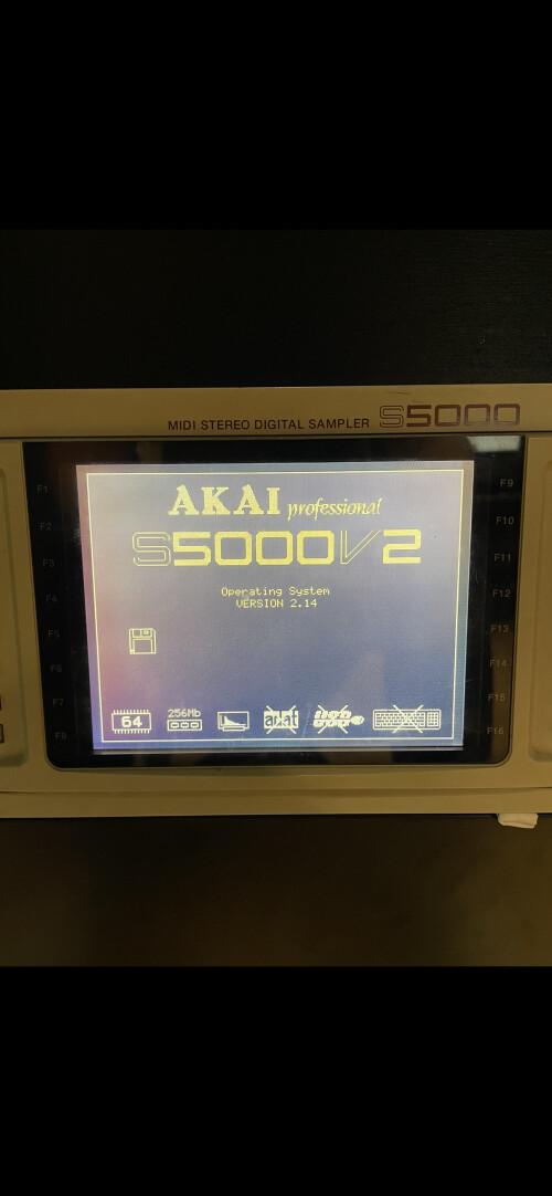 Akai Professional S5000 (72772)
