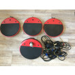 Vends Pads cymbales Ddrum 4
