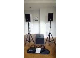 Vends sono HK Audio Lucas 600