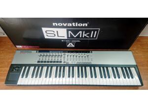 Novation Remote 61 SL MkII