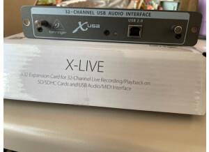 Behringer X-LIVE