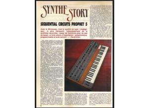 Sequential Circuits Prophet-5 Rev2