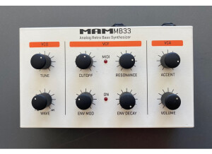 Music And More MB33 RETRO