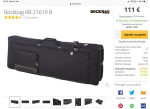 Rockbag RB 21620 B (66324)