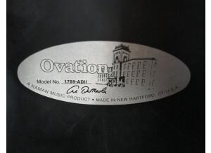 Ovation 1769-ADII-5 Al DiMeola