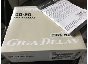 Boss DD-20 Giga Delay