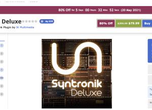 IK Multimedia Syntronik App