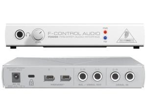 Behringer F-Control Audio FCA202