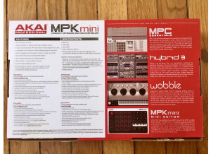 Akai Professional MPK Mini MKII