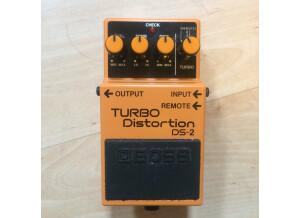 Boss DS-2 TURBO Distortion (72003)