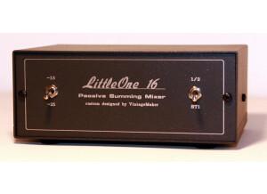 VintageMaker Passive Summing Mixer LittleOne 16x2 VARIABLE HEADROOM (57889)