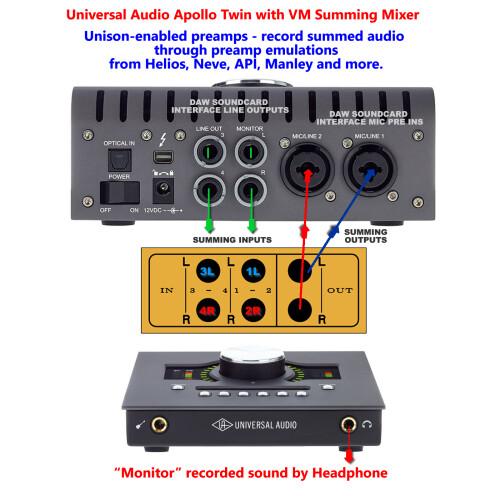 UAD-Apollo-Twin-summing-mixer