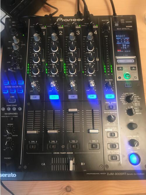 Pioneer DJM-900SRT (32323)