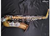 Dolnet Saxophone Alto Bel Air 35877 70's Doré et Argent