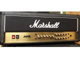 Tete ampli guiatre lampe Marshall JVM 210H