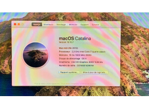 Apple Mac mini late-2012 core i7 2,3 Ghz (57370)