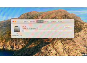 Apple Mac mini late-2012 core i7 2,3 Ghz (86956)