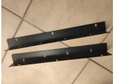2 équerres de mise en rack pour table de mixage