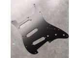 Vends Pickguard Noir Anodisé Fender / Squier Stratocaster