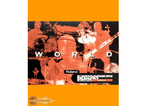 Roland SR-JV80-05 World