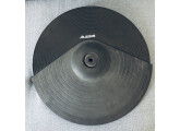 """Cymbale ride électrique 3 zones 14 pouces Alesis DMPAD 14"""" Ride Cymbal"""