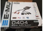 Vends emu 0404 PCI
