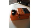 Vends Boss DS-1 pédale distortion - Modèle année 90s avec boite