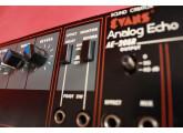 vends Rare  AE-205R  Evans / Analog echo à puces BBD ( delay court et long)  et petite spring