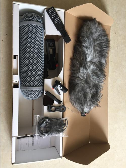 Rycote Modular Windshield WS 4 Kit (99536)