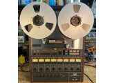 Teac 80-8 + 6 bandes magnétiques Maxell