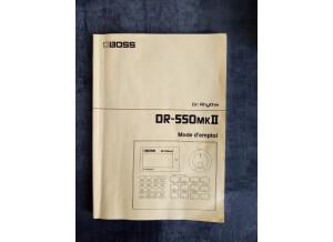 Boss DR-550MKII Dr. Rhythm