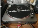 "Vends platine Audio-technica ""AT-LP60-USB"" 80 euros"