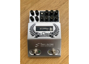 Two Notes Audio Engineering Le Clean