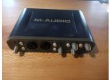 Vends M-Audio Fast Track Pro, idéal pour commencer