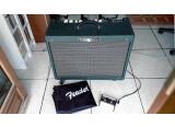 Ampli Fender Hot Rod Deluxe Série Limitée Emeraude