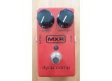 Vends MXR M102 Dyna Comp