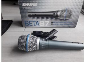 Shure Beta 87A (90430)