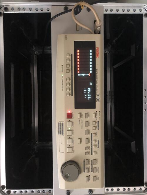 Fostex D80 (21665)