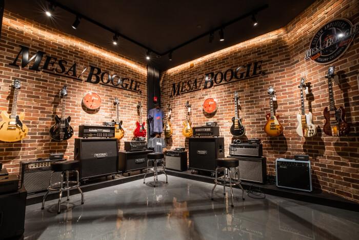 Gibson Garage Interior-2